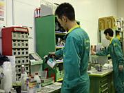 鈑金・塗装作業工程-12